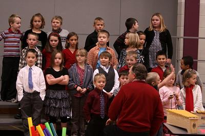 12/15/2010 Christmas Concert Green Pod