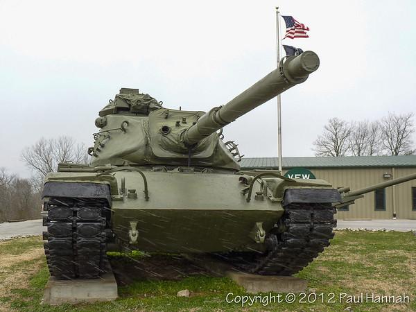 VFW Post 1298 - Bowling Green, KY - M60A3