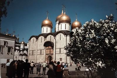 Soviet Union 1980's