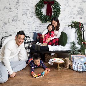 Lee Family Pajama Mini 2017