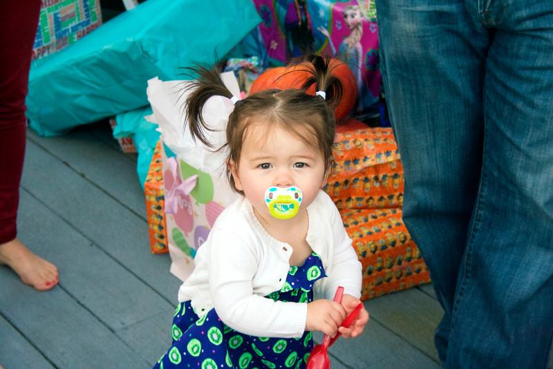 A First birthday