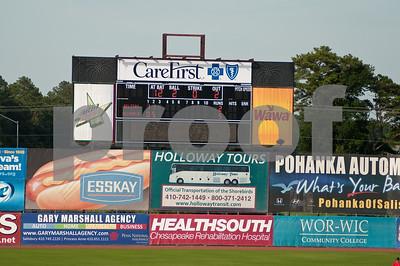 Wi Hi Baseball plays at Shorebirds