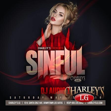 2016-5-7 Sinful With DJ AUDIO 1