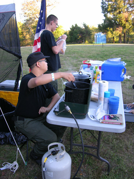 Apple Harvest Camporee