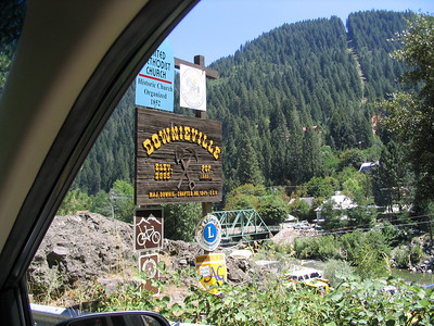 Downieville/Tahoe Photos