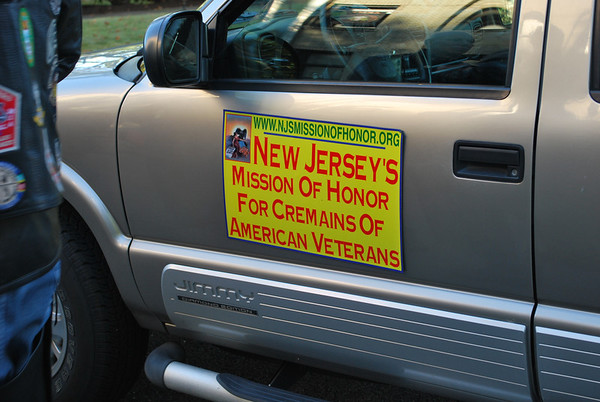 New Jersey Mission of Honor