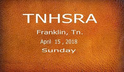 TNHSRA - April 15th