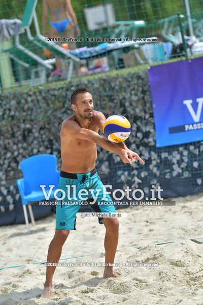 presso Zocco Beach PERUGIA , 25 agosto 2018 - Foto di Michele Benda per VolleyFoto [Riferimento file: 2018-08-25/ND5_8818]