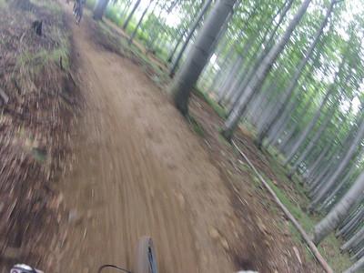 Gopro CZ riding