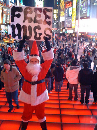 NYC Santacon 2009