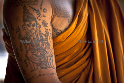 Sak Yant: The Sacred Art of Thai Tattoo