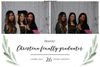 Christina's Graduation Party