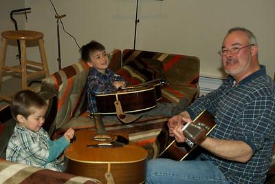 Guitare Jam 7 mai 2011