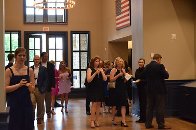 Patriot Gala Opening New Clubhouse