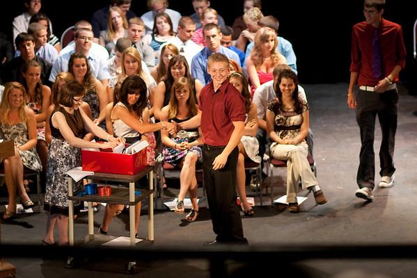Class Night 2010