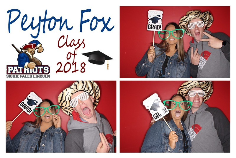 Peyton's Graduation