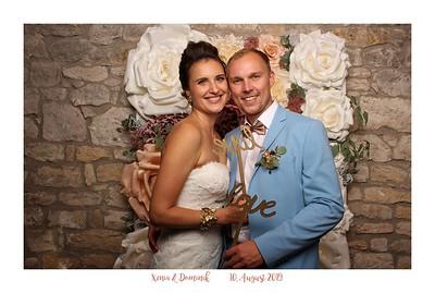 Xenia & Dominik Hochzeit