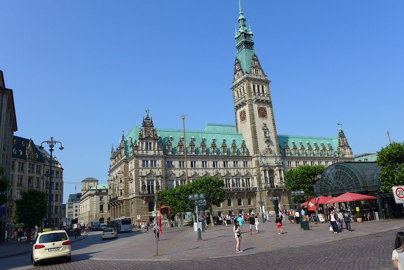 Hamburg Goverance Hall