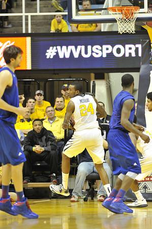 28745 Men's Basketball vs. Kansas