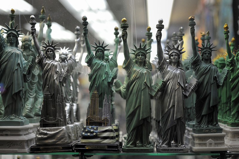 Statues of Liberty