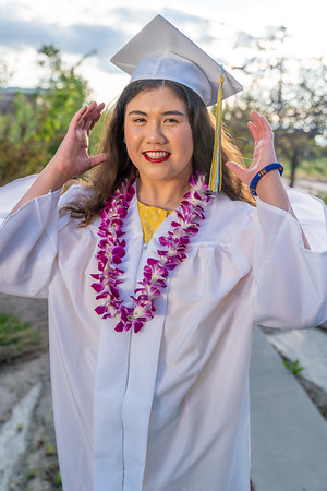 Mia High School Senior and Graduation 2019