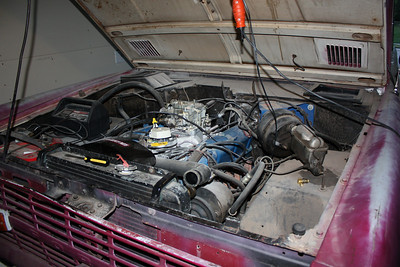 2010 Bronco Rebuild
