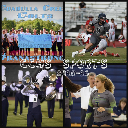 2015-16 CCHS Sports