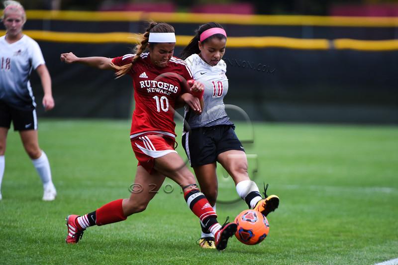 Ramapo vs Rutgers Newark Womens Soccer