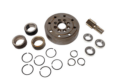 ZF Axle APL 345 4WD Hub Repair Kit Planetary Gear and Carrier