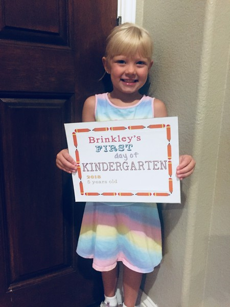 Brinkley | Kindergarten | Deer Creek Elementary School