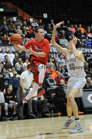 Thurston vs. Crater Boys HS Basketball