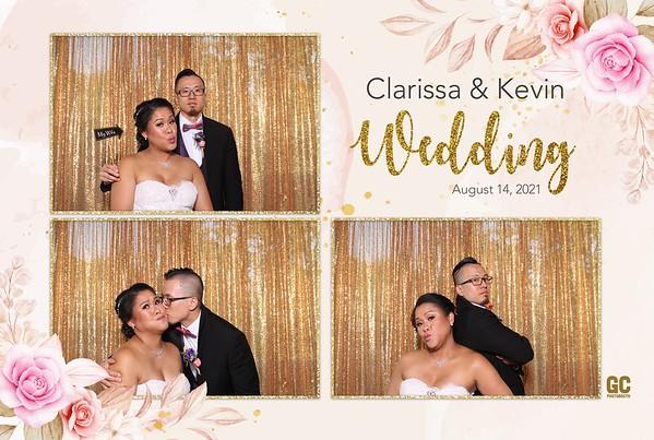 08-14-21 Clarissa & Kevin's Wedding