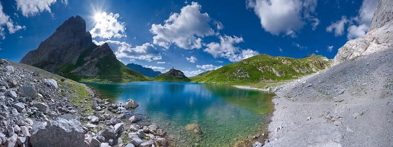 Lago di Volaia  Foto Claudio Costerni n.080806-340217