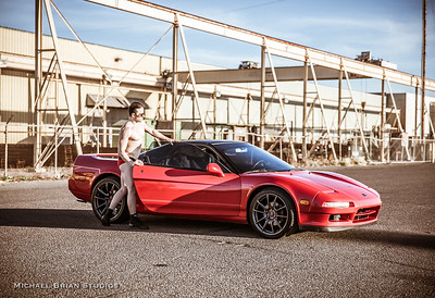 Nelson and NSX