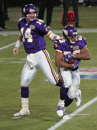 Minnesota Vikings vs Chicago Bears (1-1-06)