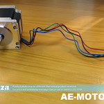 SKU: AE-MOTOR/57, 57 Series Stepper Motor, Spare part for Our V-Series Vinyl Cutter Y Axis Motor