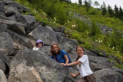Mountaineers Kids Hiking Group