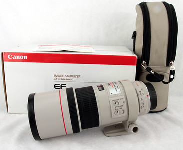 Canon 70-200mm f2.8 non IS