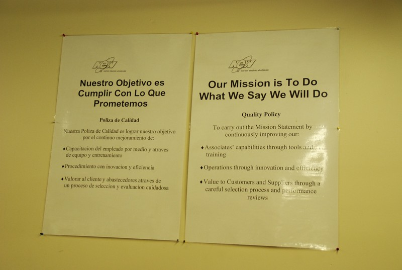 2010, Mission Statement