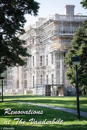 Vanderbilt Mansion Renovation