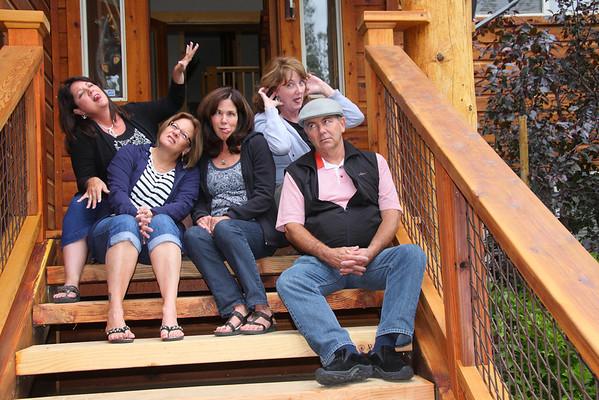 Truckee family vacation 06-13