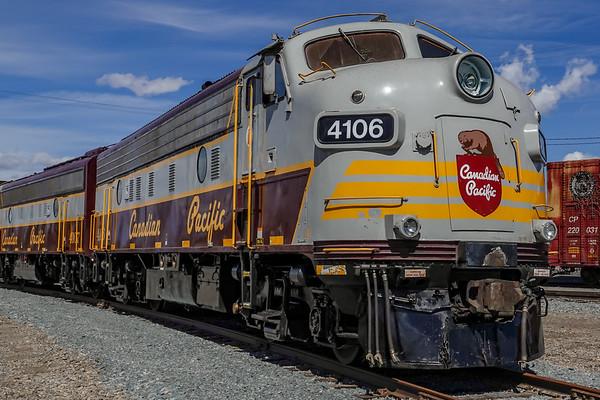4-15-19 Older CP Diesels of Canada