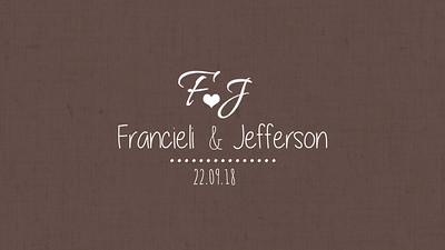Francieli&Jefferson 22.09.18