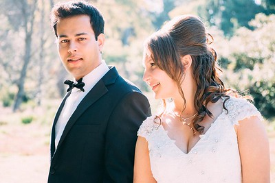 Ilana+Rubal Wedding Sneak Peeks