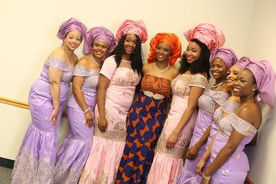 Jerel & Chinelo's Nigerian Wedding Day