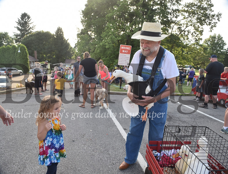 91215 Saxonburg Carnival Annual Pet Parade