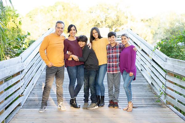 Suarez Family 2018