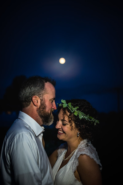 Olivia & John: Married at the West Monitor Barn, Richmond, VT
