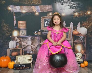 Arya Halloween/Fall 2020