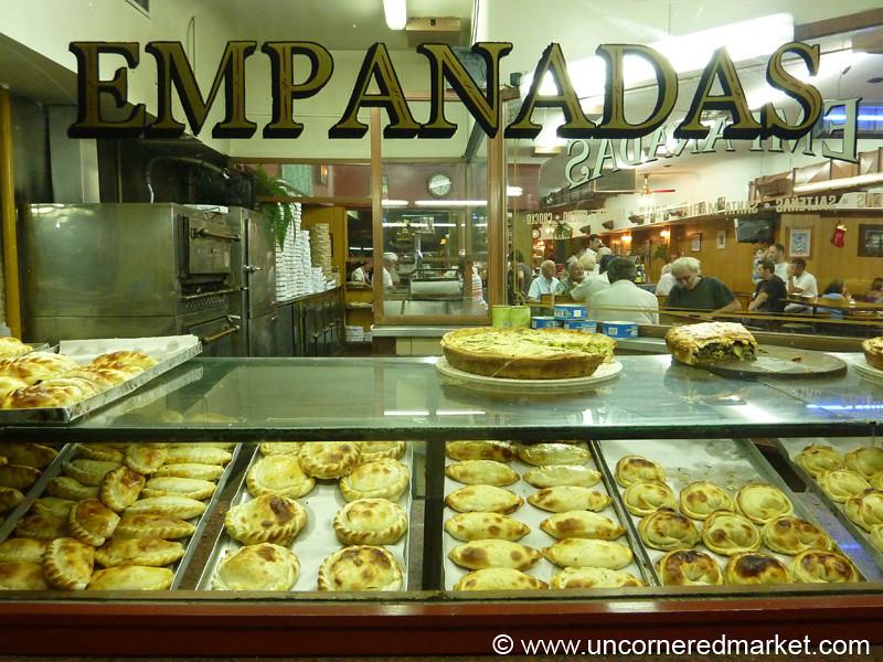 Argentine Empanadas